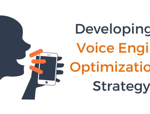 Developing a Voice Engine Optimization Strategy