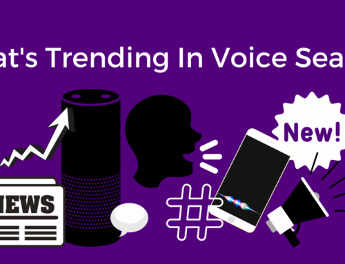 What's Trending in Voice Search?