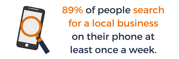 Mobile Local SEO Stats | Chatmeter