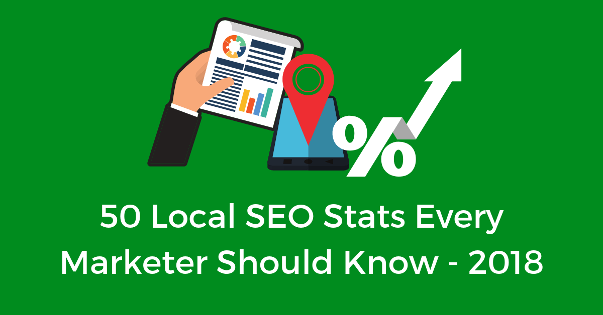 The Best 50 Local SEO stats | Chatmeter