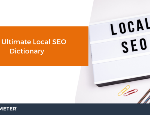 The Ultimate Local SEO Dictionary
