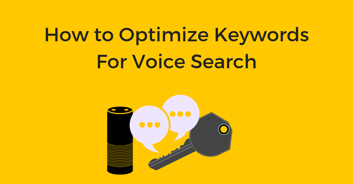 How to Optimize for Voice Search