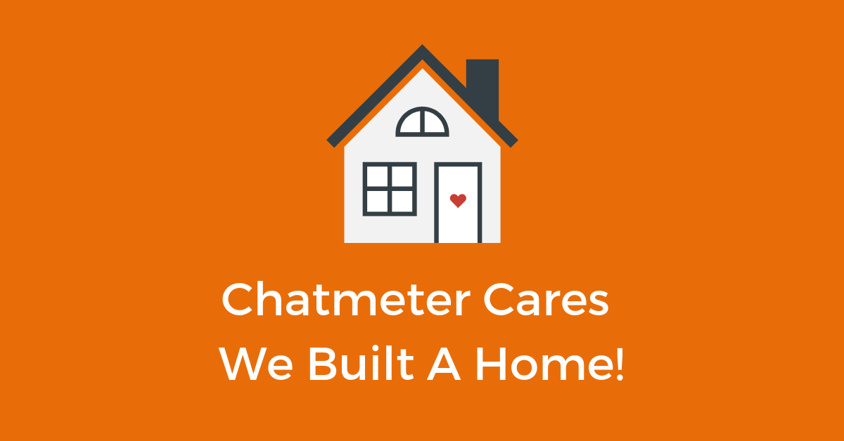 Chatmeter gives back to the Community. Chatmeter builds a Home in Mexico