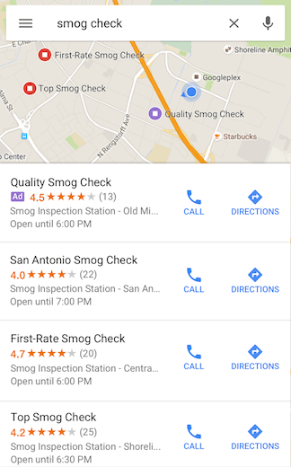 How Business use Local Search Ads