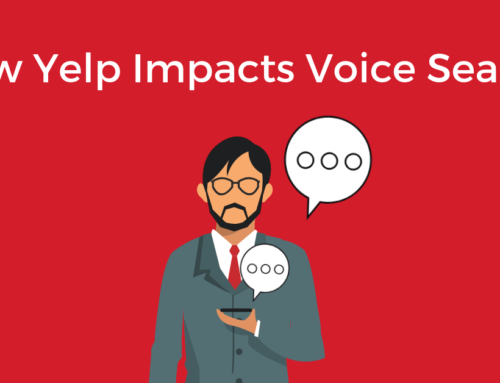 How Yelp Impacts Voice Search