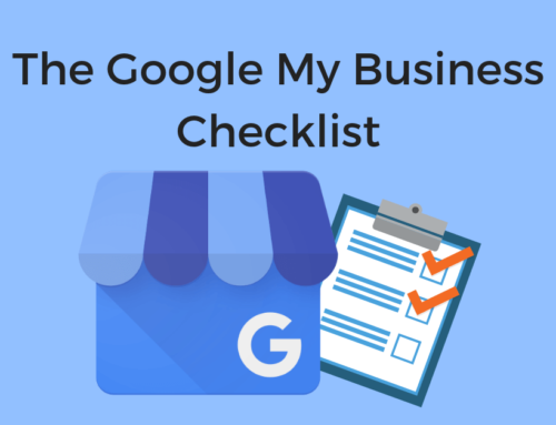 The Google My Business Checklist