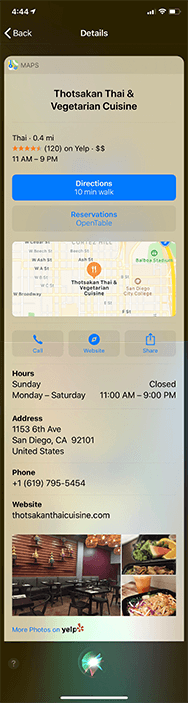 How Yelp Impacts Voice Search - Chatmeter