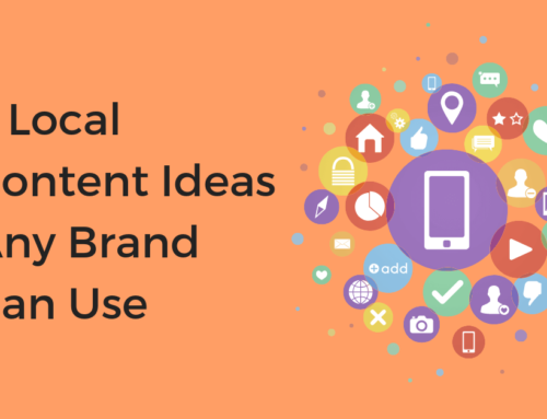 7 Local Content Ideas Any Brand Can Use