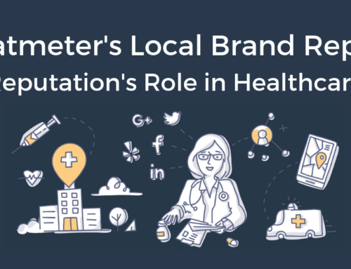 The Local Brand Report: Reputation's Role in Healthcare