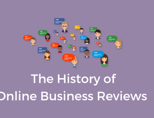 The History of Online Business Reviews