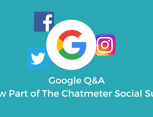 Google Q&A – Now Part of the Chatmeter Social Suite