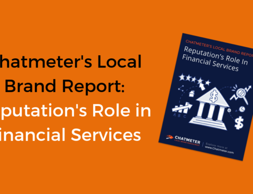 The Local Brand Report: Reputation's Role In Financial Services