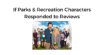 Parks and Recreation Reviews