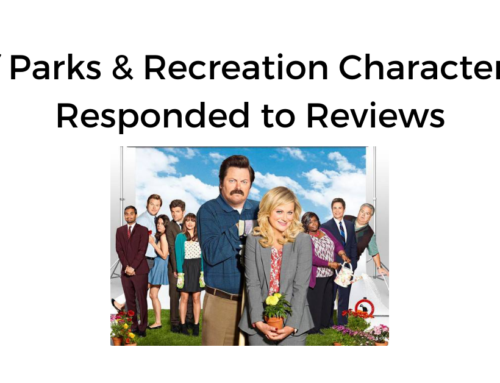 If Parks & Recreation Characters Responded to Reviews