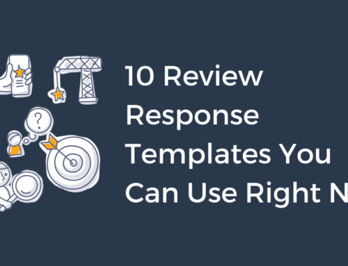 10 Review Response Templates You Can Use Right Now