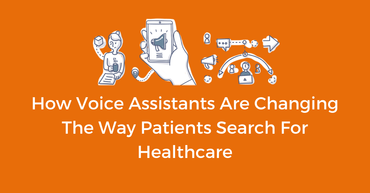 Healthcare voice search