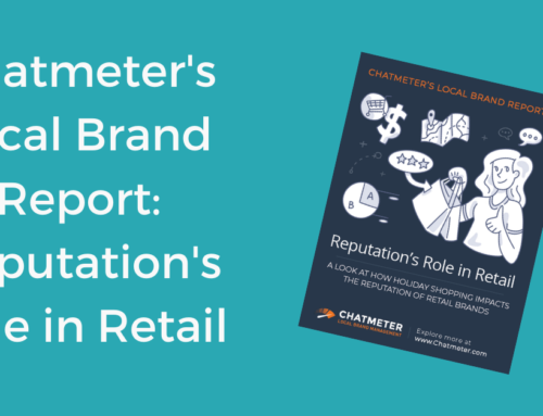 The Local Brand Report: Reputation's Role in Retail
