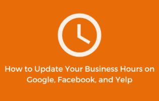 Update Business Hours