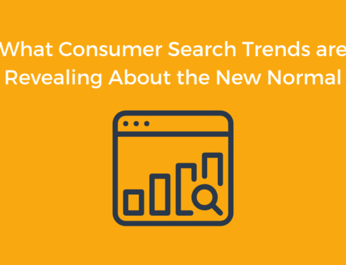 What Consumer Search Trends are Revealing About the New Normal