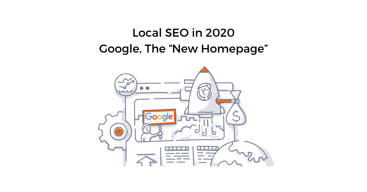 """In 2020, Google is the """"New Homepage"""""""