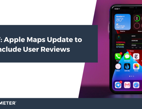 NEW: Apple Maps Update to Include User Reviews