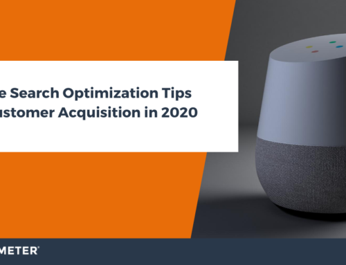 Voice Search Optimization Tips for Customer Acquisition in 2020