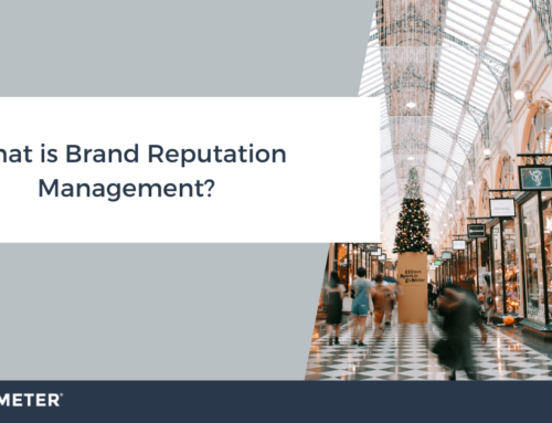 What is Brand Reputation Management?