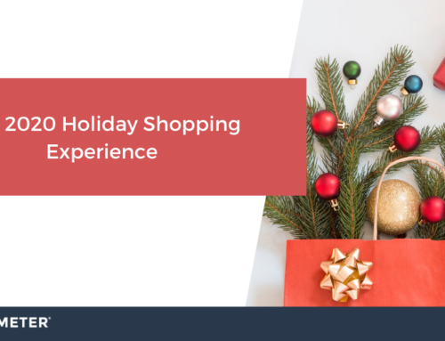The 2020 Holiday Shopping Experience