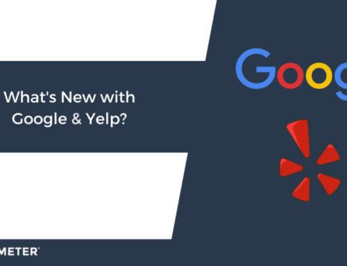 What's New with Google & Yelp?