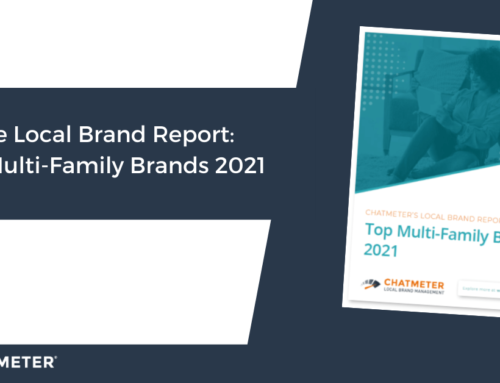 The Local Brand Report: Top Multi-Family Brands 2021