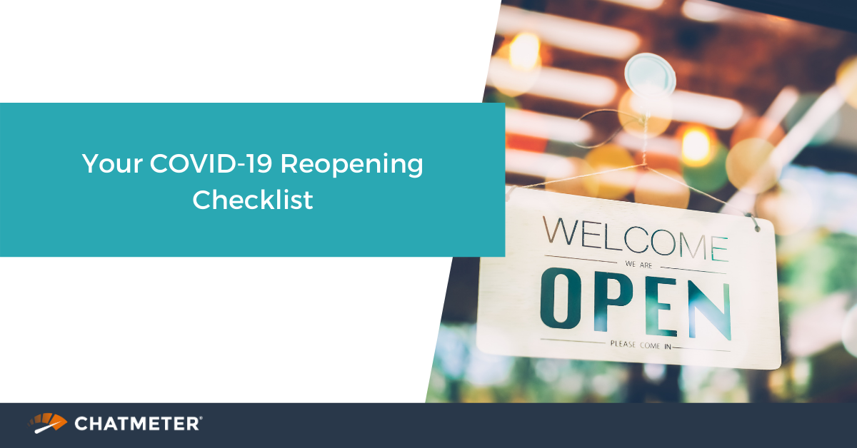 Covid-19 SEO Business Reopening Checklist
