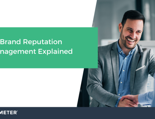 Brand Reputation Management Explained