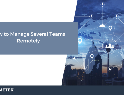 How to Manage Several Teams Remotely