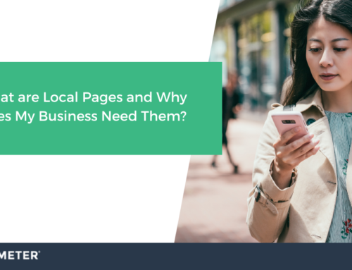 What are Local Pages and Why Does My Business Need Them?