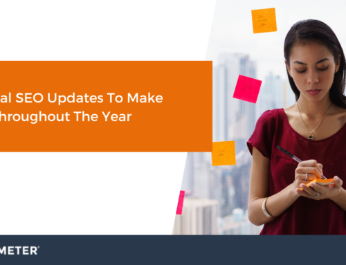 10 Local SEO Updates To Make Throughout The Year