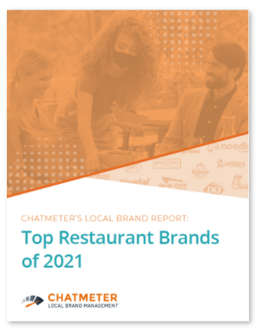 THumbnail of the Local Brand Report: Top Restaurants of 2021